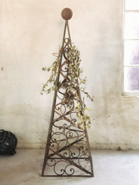 Huge antique french obelisk