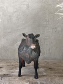 Cast iron cow