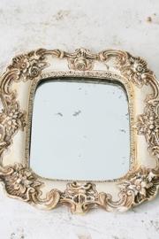Antiek frans spiegeltje