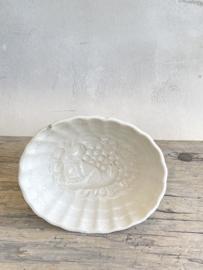 Antieke pudding mal/ vorm