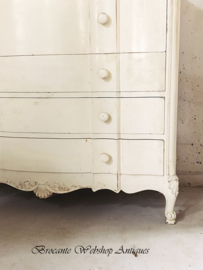 Beautiful french commode/bureau LOUIS XVI
