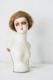 Franse dame biskeloid