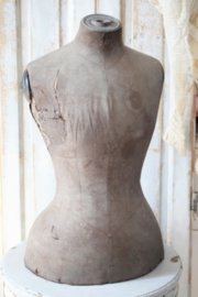 Antieke kinder wespentaille buste VERKOCHT