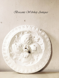 Old french ceiling ornament