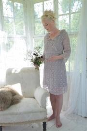Joy Living - plum dress