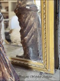 French trumeaux mirror