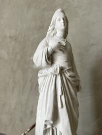 Religieus gipsen ornament