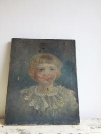 Frans kinder portret