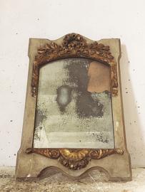Antieke bruidsspiegel/ Antique bridal mirror