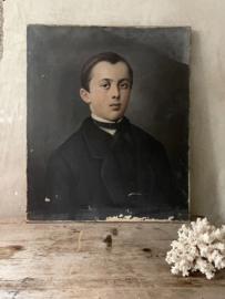 Unique child portrait