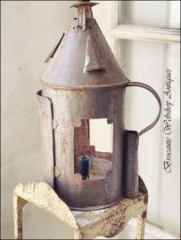 Antieke zuid-franse lantaarn