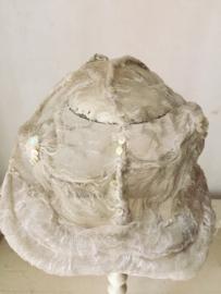 Antiek frans mutsje/ Antique french bonnet