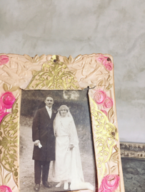 Picture frame celluloid