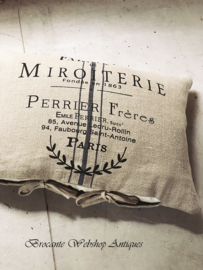 BIG interior pillow JDL collection