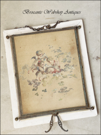 Mirrors, frames, paintings
