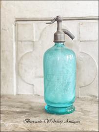 Old french soda bottle
