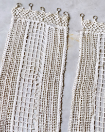 Set of 2 small curtains