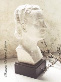 Antieke franse buste