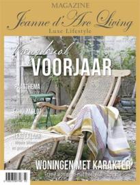 BINNEN!.....Jeanne d' Arc Living magazine nr: 3