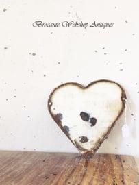 Frans emaille hart