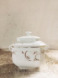 Franse suikerpot XL/ French sugar pot