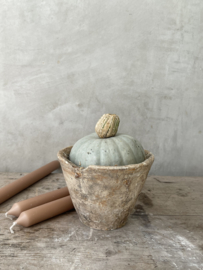 Antieke hars pot