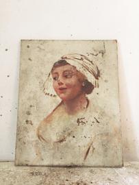 Frans portret