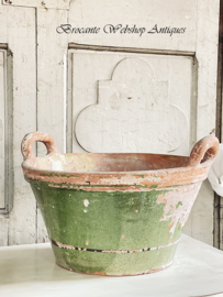 Oud zuid-franse antieke schaal