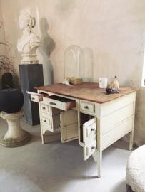 Frans antiek bureautje - PARIS-