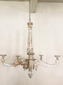 Franse lamp/kandelaar/ French lamp/candleholder