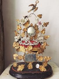 Frans bruidsstoeltje/ French bridal ornament
