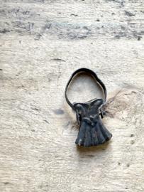 Old curtain clip