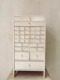 Vakkenkastje/  Drawer box