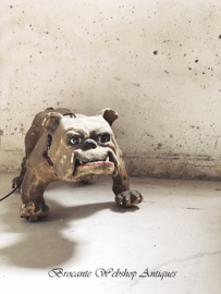 Unique late Victorian Bulldog   about 1890
