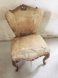 Antiek stoeltje/ Antique ladies chair