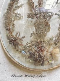 Frans draad ornament