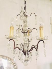 Antieke franse chandelier