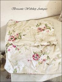 Kussenhoes bloemen