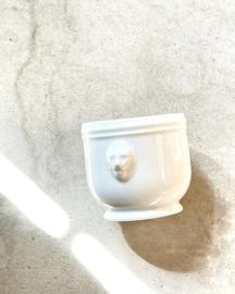 Small sugar pot
