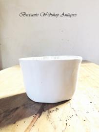 Antieke pudding mal