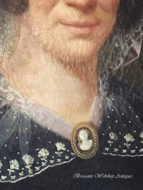 Frans antiek portret