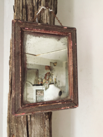 Oud frans spiegeltje/ Old french mirror