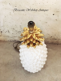 Big Maison - Lancel ceramic pineapple table lamp