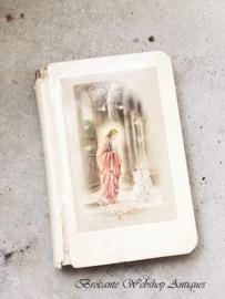 Celluloid kerkboekje voor kinderen