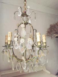 Antieke franse kroonluchter/ Antique french chandelier