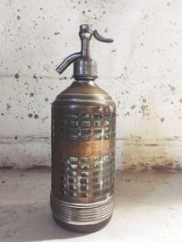 Franse spuitfles/ French soda bottle   -brasserie-