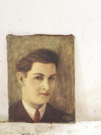 Frans portret/ French portrait