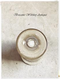 Mercure glas bokaal