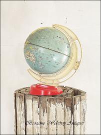 Old globe vintage