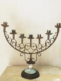 Franse kandelaar/ French chandelier